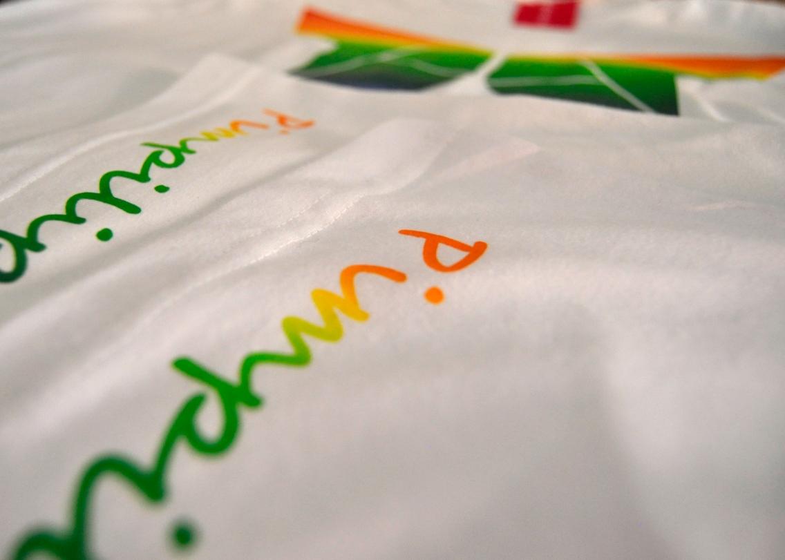 ❤️💛💚💙Edición de PimpiCamis LGBTIQ+ .ÚNICA y LIMITADA. Serigrafía artesanal y colorida, 100% algodón